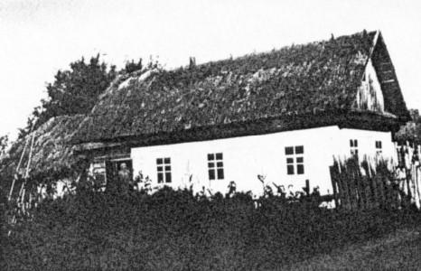 Родовое гнездо Лазаря Кагановича в деревне Кабаны