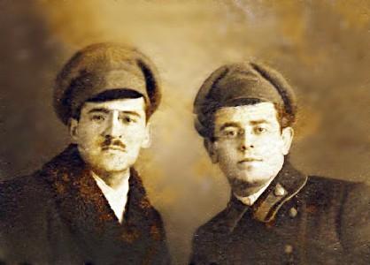 Лев и Семён Шкловские