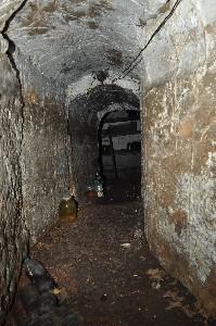 Рогачев. Подвал бывшего военного склада