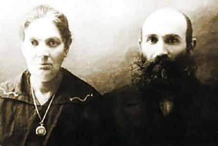 Рейзл и Залман Житомирские