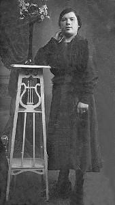 Миня Партон (Левина)