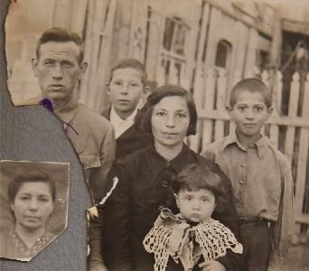Семья Родовых