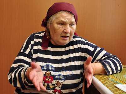 Нина Филипповна Жуковская.