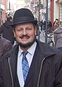 Раввин Григорий Абрамович.