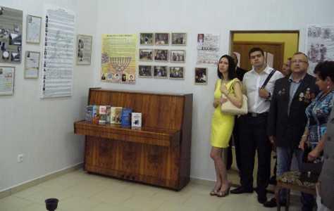 Открытие экспозиции «Борисов еврейский».