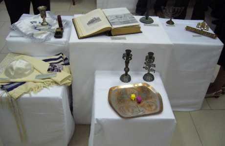 Экспозиция «Борисов еврейский».