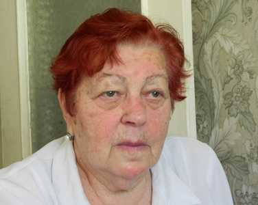 Раиса Вульфовна Гуревич.