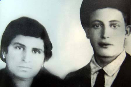 Эстер и Михаил Марголины.