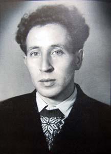 Лазарь Марголин.