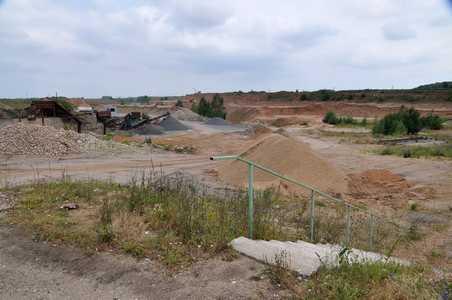 Место расстрела евреев местечка Греск.