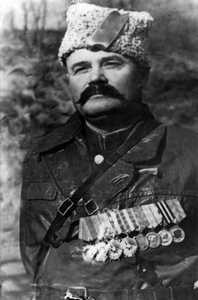 Партизанский командир Филипп Капуста.