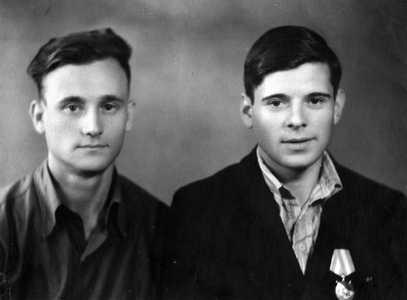 Григорий и Михаил Дорские.