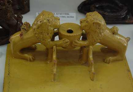 Ивенецкая керамика.
