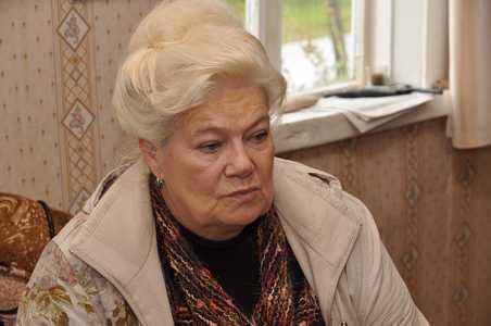 Наталья Ивановна Давидович.