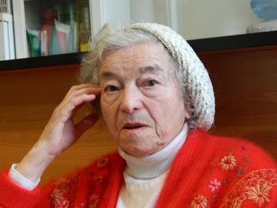 Вера Гофман.