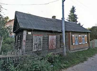 Дом семьи Каноник-Гоберман на Грушевке.