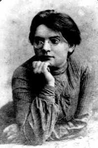 Маня Вильбушевич.