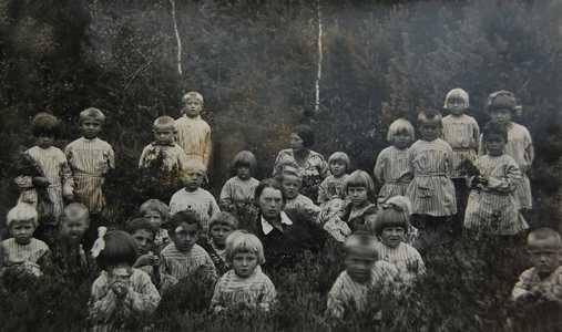 Детский сад в м. Кобыльник.