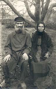 Моше и Ривка Островские.
