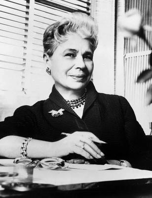 Ida Rosenthal.