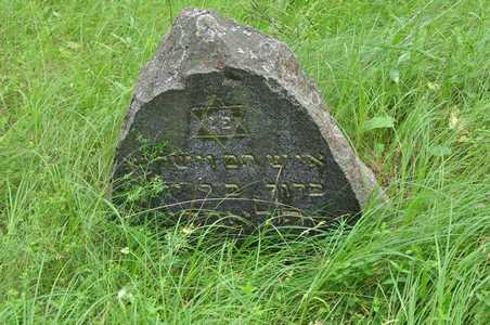 Jewish cemetery, Seliba.