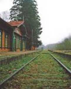 Станция Витгенштейнская.