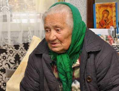 Анна Михайловна Сосновская.