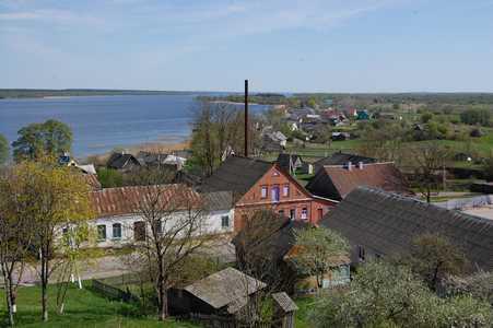 Городской поселок Свирь.