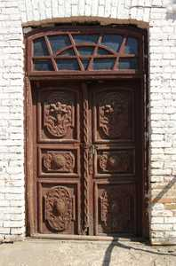 The door to the past.