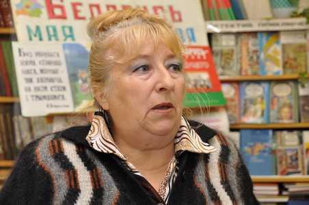 Валентина Николаевна Шапчиц-Туманова.