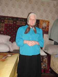 Мария Васильевна Володкевич.
