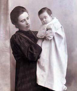 Любовь Гаркави с дочерью Соней.