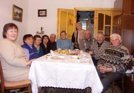 «Теплый дом» в Быхове.