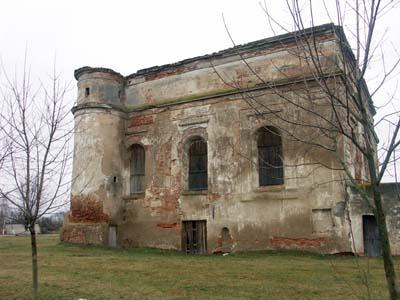 Быховская синагога.