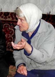 Хася Янкелевна Маркович.