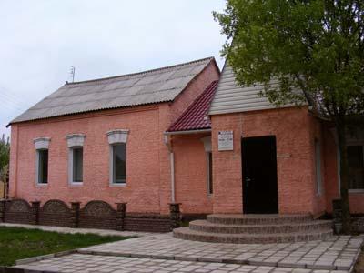 Быхов. Бывшая синагога.