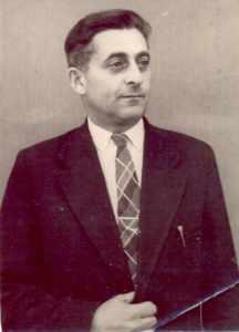 Александр Наумович Зарецкий.