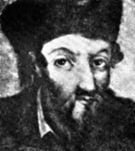 Rabbi David ben Jehuda Luria (Radal).