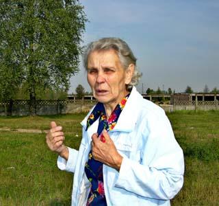 Нина Ивановна Герасимова.