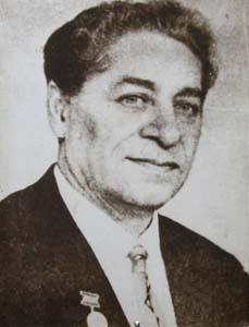 Исаак Исаакович Любан.