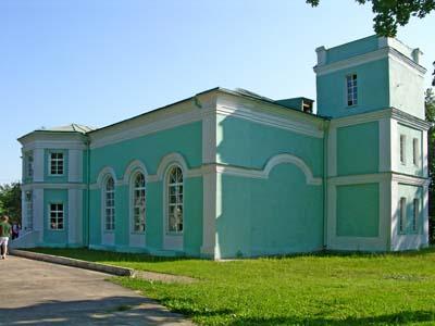 Усадьба дворян Жуковских.