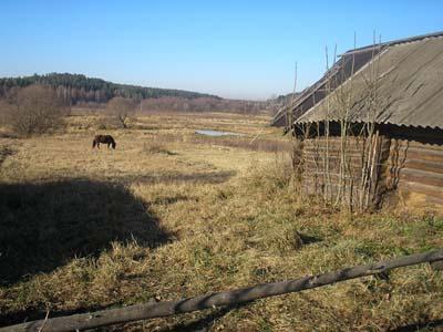 Околица в Эсьмонах.
