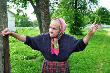 Анна Афанасьевна Шнурова.