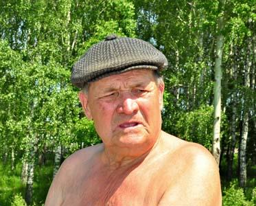 Vasily Platonovich Lukianov.