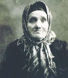 Прабабушка Гинда.