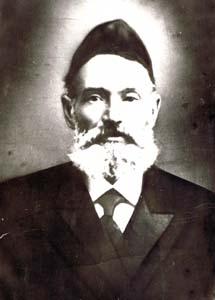 Дедушка Гилел-Лейб.