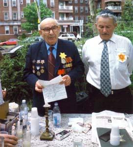 Семён Колтов и Юлий Айзенштат.