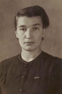 Хая Гофман.