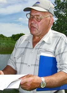 Василий Емельянович Циркунов.