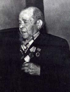 Lazar Kushelevich Gurevich.